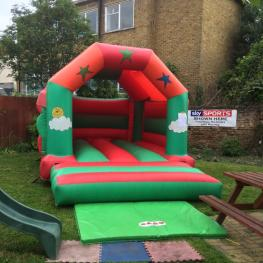Bouncy Castle at the Old House At Home Sheerness 1